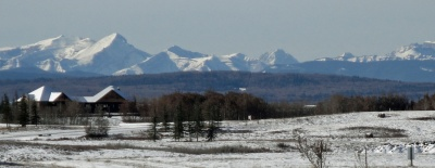 Winter at Swift Creek Estates